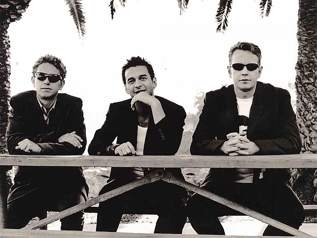 Band-Depeche-Mode