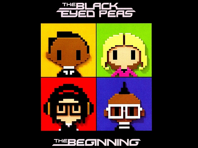 Black-Eyed-Peas-The-Beginning